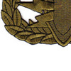 EOD Explosive Ordnance Disposal Basic Badge Subdued Patch | Lower Left Quadrant