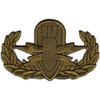 EOD Explosive Ordnance Disposal Basic Badge Subdued Patch