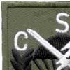 506th Airborne Infantry Regiment Patch CSF | Upper Left Quadrant
