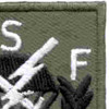 506th Airborne Infantry Regiment Patch CSF | Upper Right Quadrant