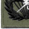 506th Airborne Infantry Regiment Patch CSF | Lower Left Quadrant