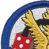 506th Airborne Infantry Regiment Patch | Upper Left Quadrant