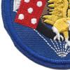506th Airborne Infantry Regiment Patch | Lower Left Quadrant
