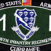 506th Airborne Infantry Regiment Military Occupational Specialty MOS Rating Patch 11 B Currahee   Center Detail