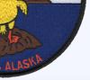 Adak Alaska Search And Rescue Patch | Lower Right Quadrant