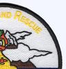 Adak Alaska Search And Rescue Patch | Upper Right Quadrant