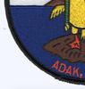 Adak Alaska Search And Rescue Patch | Lower Left Quadrant
