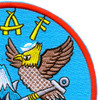 NAF Naval Air Facility Oppama Patch | Upper Right Quadrant