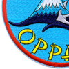 NAF Naval Air Facility Oppama Patch | Lower Left Quadrant