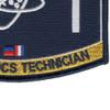 Electronics Technician Rating Patch - ET | Lower Right Quadrant