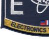 Electronics Technician Rating Patch - ET | Lower Left Quadrant