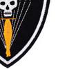 E Company 1st Battalion 75th Ranger Regiment Patch   Lower Right Quadrant