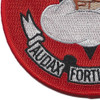 505th Fighter Squadron Patch | Lower Left Quadrant