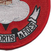 505th Fighter Squadron Patch | Lower Right Quadrant