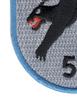 505th Airborne Infantry Regiment Patch Panthers   Lower Left Quadrant