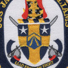 DDG-95 USS James E Williams Patch | Center Detail
