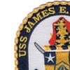 DDG-95 USS James E Williams Patch | Upper Left Quadrant