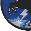 504th Fighter Squadron Patch | Lower Left Quadrant