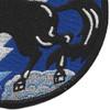 504th Fighter Squadron Patch | Lower Right Quadrant