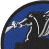 504th Fighter Squadron Patch | Upper Left Quadrant