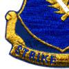 504th Airborne Infantry Regiment Patch Strike Hold Gold Metalic Thread   Lower Left Quadrant