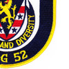 DDG-52 USS Barry Patch | Lower Right Quadrant