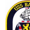DDG-52 USS Barry Patch | Upper Left Quadrant