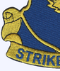 504th Airborne Infantry Regiment Patch Strike Hold | Lower Left Quadrant