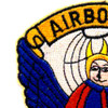 504th Airborne Infantry Regiment Patch Airborne 504 Devils | Upper Left Quadrant