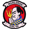 HSL-51 Warlords Patch