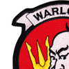 HSL-51 Warlords Patch | Upper Left Quadrant