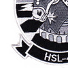 HSL-46 Grandmasters Right Facing Patch | Lower Left Quadrant
