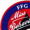 HSL-46 Det 6 Patch Miss Behavin Wildcards | Upper Left Quadrant