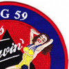 HSL-46 Det 6 Patch Miss Behavin Wildcards | Upper Right Quadrant
