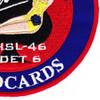 HSL-46 Det 6 Patch Miss Behavin Wildcards | Lower Right Quadrant
