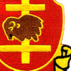 503rd Field Artillery Battalion Patch   Center Detail