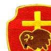 503rd Field Artillery Battalion Patch   Upper Left Quadrant