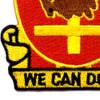 503rd Field Artillery Battalion Patch   Lower Left Quadrant