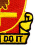 503rd Field Artillery Battalion Patch | Lower Right Quadrant