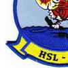 HSL-43 Patch Battle Cats | Lower Left Quadrant