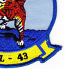 HSL-43 Patch Battle Cats | Lower Right Quadrant