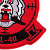 HSL-40 Patch Air Wolves | Lower Right Quadrant