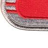 503rd Airborne Infantry Regiment Third Battalion Oval Patch   Lower Left Quadrant