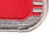 503rd Airborne Infantry Regiment Third Battalion Oval Patch   Lower Right Quadrant