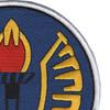 HSL-36 Lamplighters Patch -  Anti-Submarine Squadron Light | Upper Right Quadrant