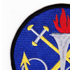 HSL-33 Helicopter Anti-Submarine Squadron Light Patch | Upper Left Quadrant