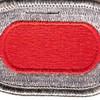 503rd Airborne Infantry Regiment Second Battalion Oval Patch | Center Detail
