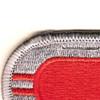 503rd Airborne Infantry Regiment Second Battalion Oval Patch | Upper Left Quadrant