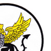 HS-9 Patch Griffins White | Upper Right Quadrant