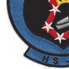 HS-7 Anti-Submarine Warfare Aviation Squadron Patch - Version B | Lower Left Quadrant